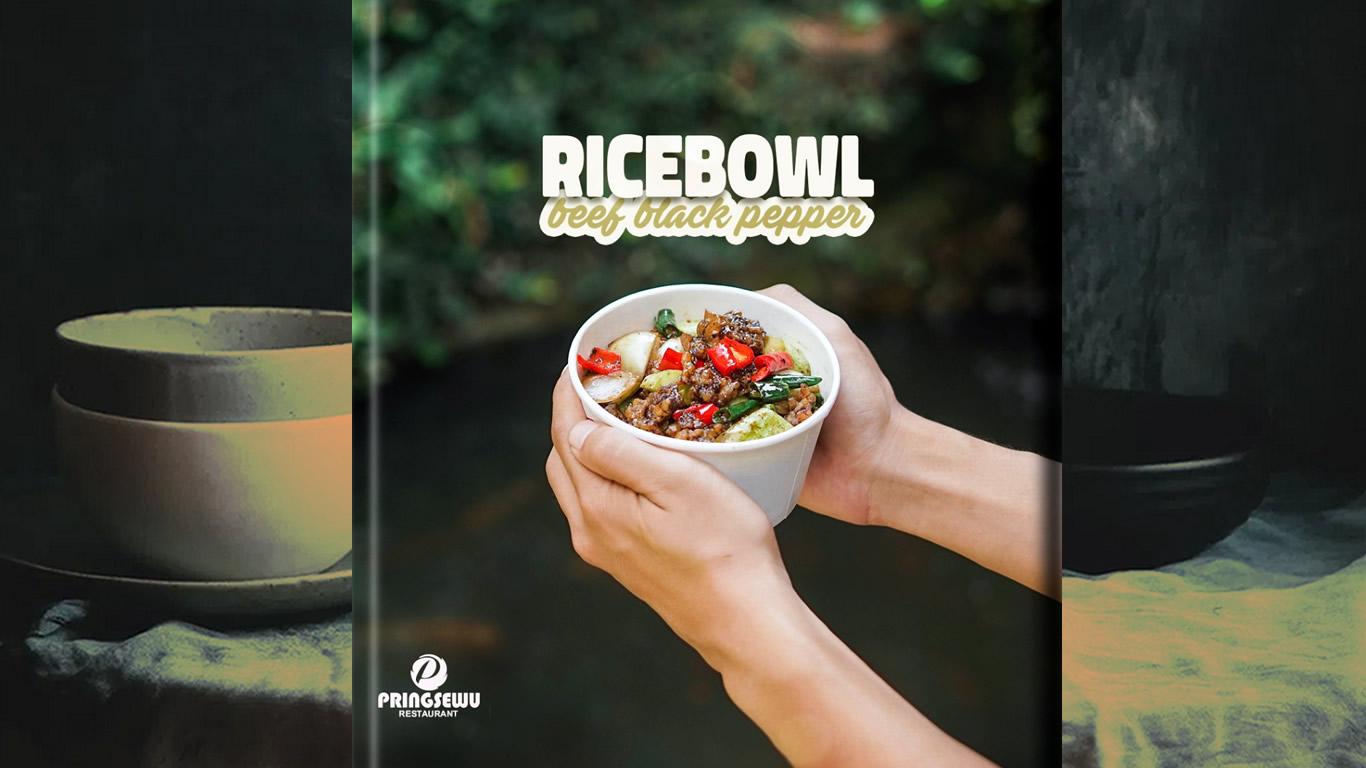 rice bawl